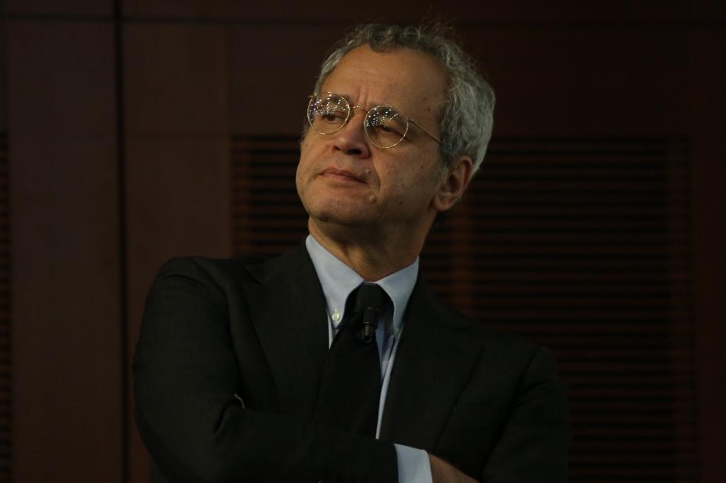 Enrico Mentana ha mediato l'incontro di Ricetta QuBì