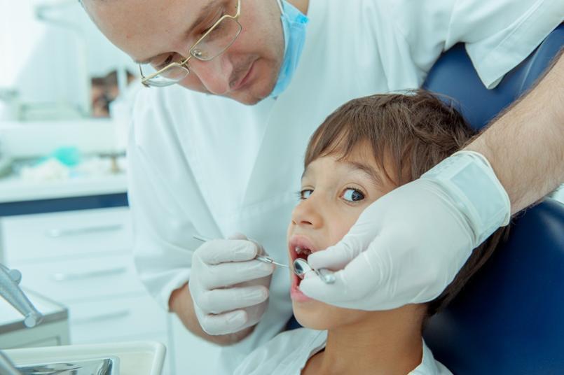 cure dentali bambini